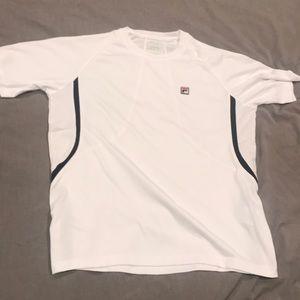 be7ba35c43 Fila Shirts & Tops   Tennis Shirt   Poshmark